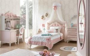 dekoracja-sypialni-dla-dziewczynki